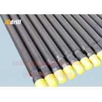 China Steel Frame 127 Mm DTH Drill Pipe , IF REG Friction Welding DTH Drill Rods wholesale