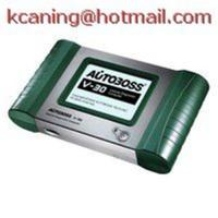 China Original autoboss v30,update via internet,Spanish and English--hot selling on sale
