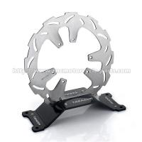 China CRF250R Motorcycle Brake Parts Front Steel Rotor Honda CRF 450R Front For Dirt Bike wholesale
