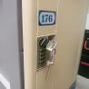 China Vandal Resistant  ABS Plastic Locker 4 Tier Beige Door Gray Body For Factory wholesale
