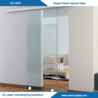 China Glass Sliding Door System Inculde Door Hardware/Fittings on sale