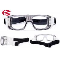 China Anti Collision Football / Basketball Sports Glasses 100% Uv Protection Eyeglasses wholesale