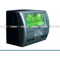 China Custome Logo Ticket Dispenser Kiosk / Wireless Queue Management System on sale