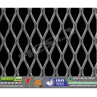 Flattened expanded metal mesh, Stainless Steel Expanded Metal Mesh