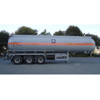 China HZZ9401GFW 3 Axles Semi Trailer Truck Safe Transportation 35m3 wholesale