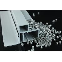 China Extrusion Profile Rigid Plastic PVC Pipe Compound Resistant Against Acids wholesale