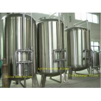 China Commercial Pure / Drinking Water Treatment Systems 1000L - 30000L wholesale