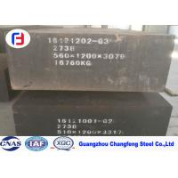 China Plasitc Die Hot Rolled Alloy Steel DIN 1.2738 For High Demand Large Plastic Mould wholesale