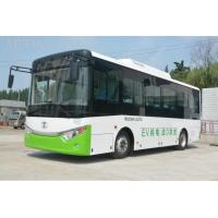 China City JAC 4214cc CNG Minibus 20 Seater Compressed Natural Gas Buses wholesale