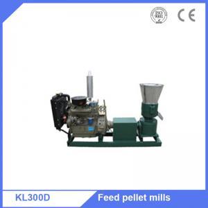 China Diesel motor PTO type flat die pellet mill for Australia poultry farm wholesale