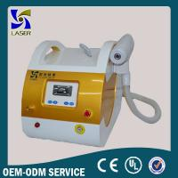 China q switch nd yag laser tattoo removal system wholesale