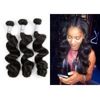 China Brazilian Hair Extensions / Indian Remy Human Hair 10 Inch To 30 Inch wholesale