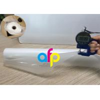 China Clear Glossy PET Laminating Film 75 Micron wholesale