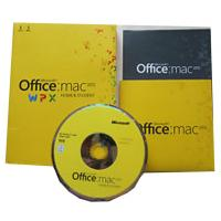 China Original Microsoft MAC Office 2011 Key Code64 Bits Microsoft Office Mac Home And Business wholesale