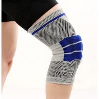 China Silicone Knee Pads/High Quality Orthopedic Hinged knee Support wholesale