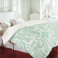 China charvon embroideyduvet cover set,home sheet set wholesale
