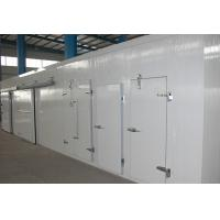 China OEM Bulk Meat Cold Storage Chamber Walk In Freezer For Supermarket wholesale