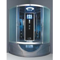 China Bathroom shower screens luxury steam cabins with high quality wholesale