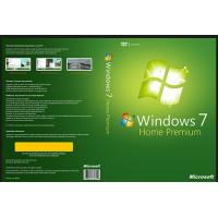 Buy cheap Full Language COA License Sticker , Microsoft Windows 7 Home Activation OEM Key from wholesalers