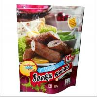 China Excellent Heat Seal Frozen Food Packaging Bags For Meat , Dumplings on sale