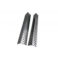 China Recycled L Angle Channel Standard Size 2x2 Industrial Profile Dimensions wholesale