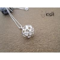China Elegant & unique fashion design 925 silver jewellery pendant W-VB983 with Low MOQ wholesale