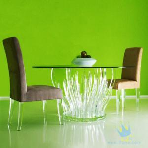 China acrylic bar stools and table wholesale