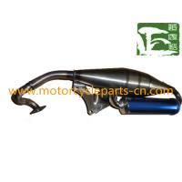 China Silencer Exhaust Pipe Honda DOI50 Scooter Spare Parts Muffler Gas wholesale