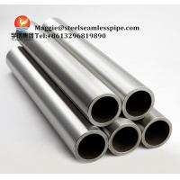 China Hastelloy C Pipe,Hastelloy C-22 B622 UNS N06022, Seamless Pipe, 6M, Bright surface wholesale