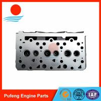 China agricultural machinery engine parts, brand new Kubota cylinder head D1503 wholesale