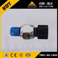China Komatsu oversea model PC228US-8 pressure switch 7861-93-1840, fast delivery wholesale
