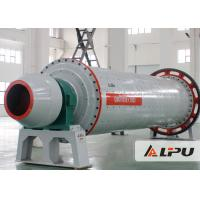 Quality Durable Dry Type Mining Ball Mill 900x1800 , Semi Autogenous Grinding Mill for sale