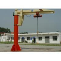 China 0.5 T ~20 T Cantilever Slewing Jib Crane With Swivel 360 Degree For Warehouse wholesale