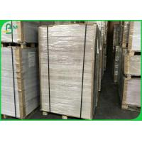 China 70 x 100cm 1.5mm 2.0mm 2.5mm Hard Stiffness Book Binding Board For Packaging wholesale