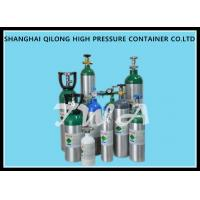 China High Pressure Aluminum Gas Cylinder 10L Safety Gas Cylinder for Medical use wholesale