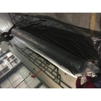 China Short Fiber Needle Punched High Strength PP Non woven Geotextile Black Color With Anti UV wholesale