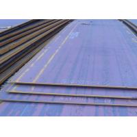 China High Strength Low Alloy Steel Plate , JIS G 3106 SM490A Standard HR Steel Plate wholesale