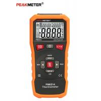 Quality Multifunctional Environmental Meter Industrial Digital Thermometer Seven Thermocouple Measurement for sale