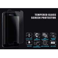 China Samsung S7 Durable Samsung Tempered Glass Screen Protector Anti Fingerprint 0.3mm on sale
