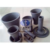 Quality Wear Resistance SiSiC Material Silicon Carbide Ceramic Cyclone Liner for sale