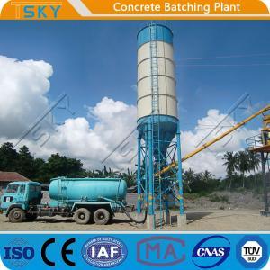 China Commercial HZS180 180m3/H Stationary Concrete Plant wholesale