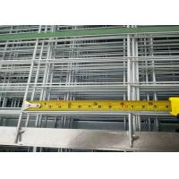 China Hot Dipped Galvanized 2*4 Welded Wire Mesh Panel 0.60mm-6.0mm Diameter wholesale
