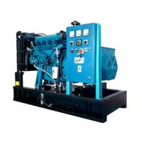China Blue Color 3 Phase Diesel Generator 10KW For Hotel , Low Noise Silent Power Generator wholesale