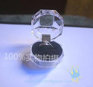 China acrylic clear drawer storage box wholesale