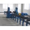 Buy cheap Mechanical Type H Beam Steel Flange Plate Straightening Machine High Working Speed H beam Straightening Equipment from wholesalers