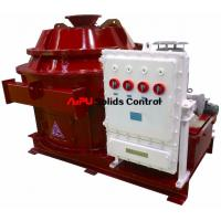China Drilling fluid waste management cuttings dryer for sale of Aipu solids wholesale