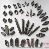 Buy cheap TNMG pcd lathe tools, pcd cutting inserts from factory from wholesalers