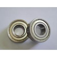 China Stainless Steel Deep Groove Ball Bearing Axial Load For Automotive Wheel wholesale