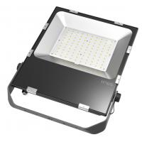 China Exterior IP65 White / Black SMD 200W Brightest Led Flood Light For Exhibition wholesale