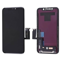 China XR Black Iphone LCD Screen Digitizer Assembly Replacement wholesale